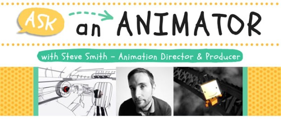 Ask an  Animator