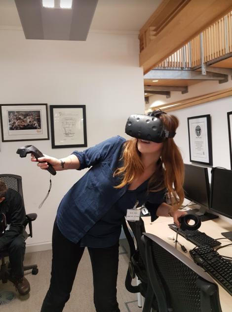 Aardman VR